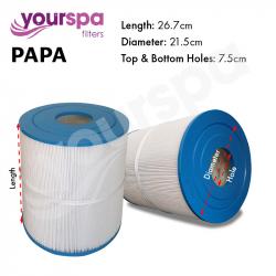Filter - PAPA