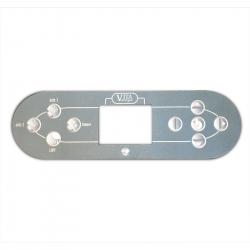 Overlay Vita Spas TP800 9 Button