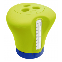 Thermo-Klor Floating Dispenser/Thermometer