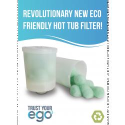 EGO3 Filters - Option 5 ( Top Loader )