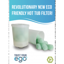 EGO3 Filters - Option 2 ( 5cm course thread )