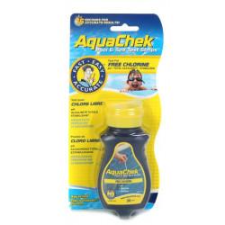 Test Strips - Aquachek Yellow (Chlorine)