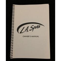 Manual - LA Spas