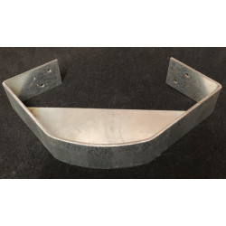 Corner Brace - Bottom - Steel Frame Cabinet