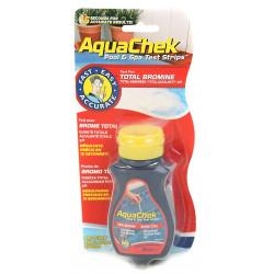 Test Strips - Aquachek Red (Bromine)
